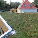 GrowTek VM30 sedumtag på Margarethagaarden