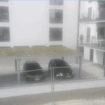 Grønt tag på parkeringsanlæg ved Fænøsund